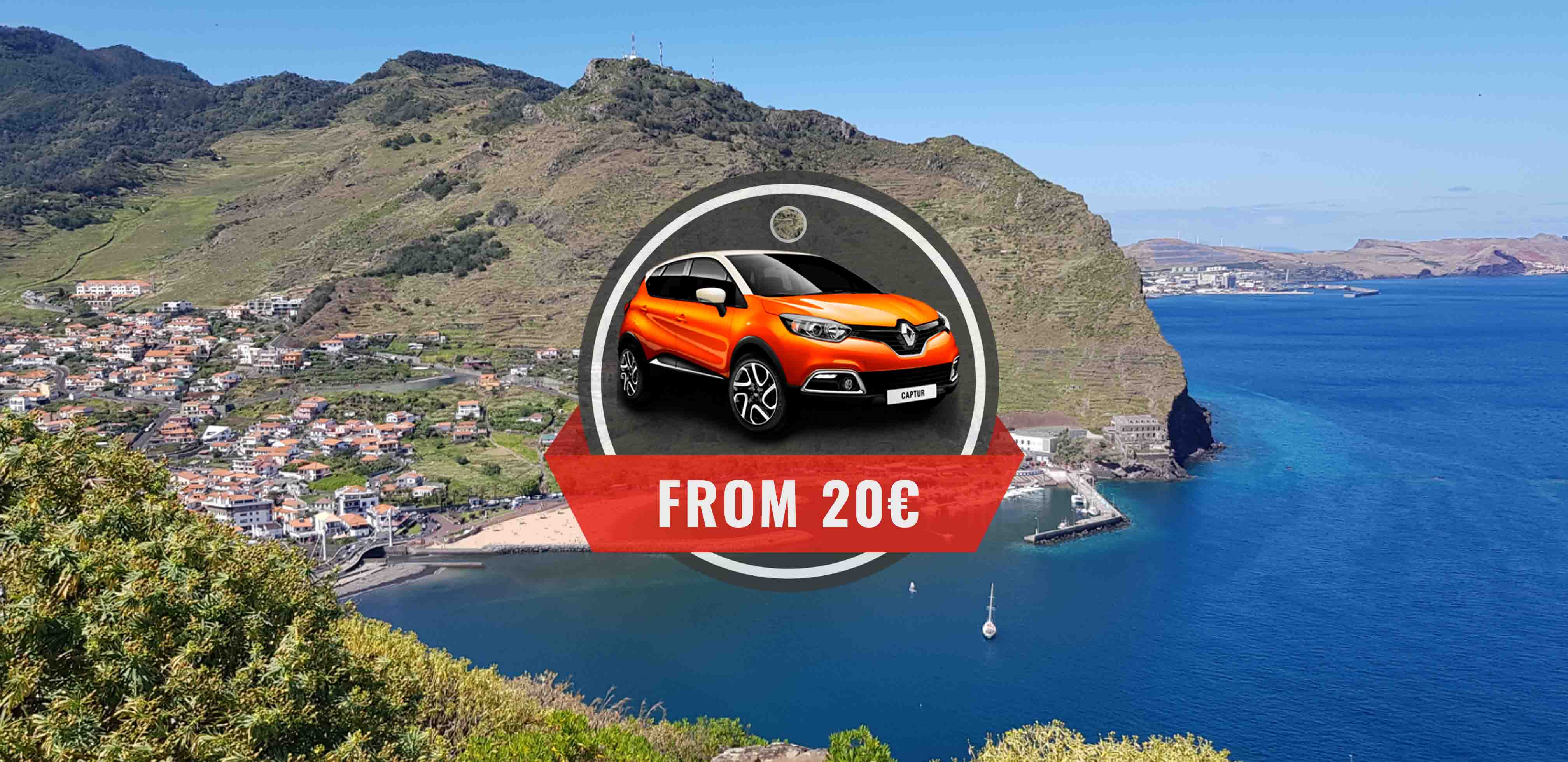 Machico Car Rental Local Rent A Car In Madeira Low Cost Prices